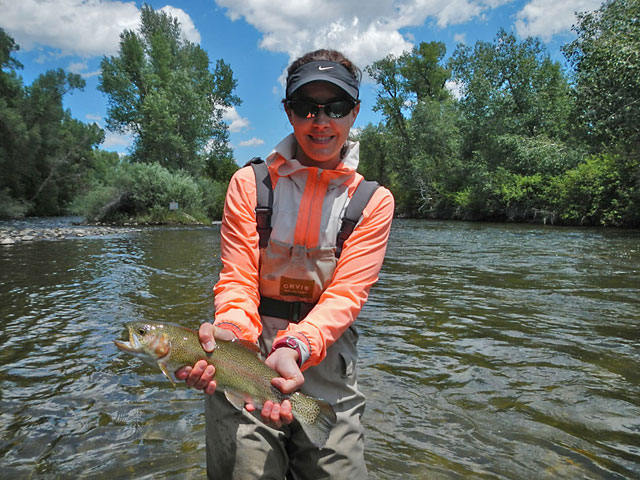 Gunnison river blog riffle and rise for Gunnison river fly fishing