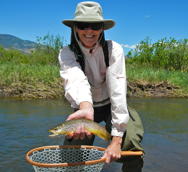 Dry fly fishing on small creeks blog riffle and rise for Small creek fishing