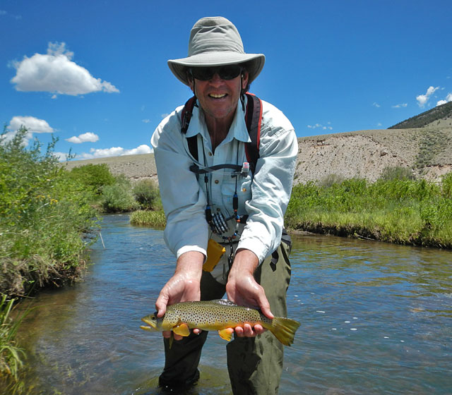 Small Creek Fishing