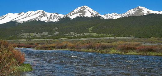 Upper Taylor River
