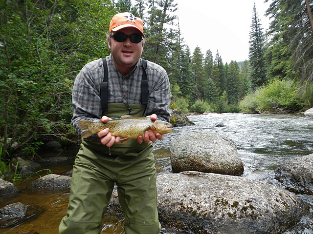 Taylor River Cutthroat