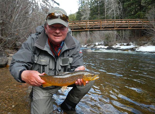Taylor River Lodge Fishing