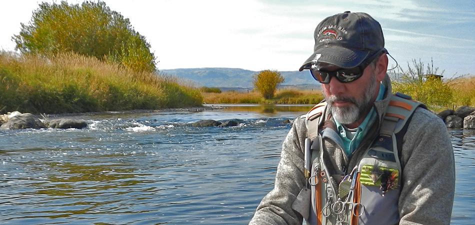 Denver Fly Fishing Boutonni\u00e8re