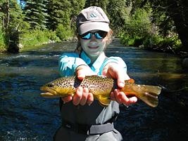 Fly Fishing Schools