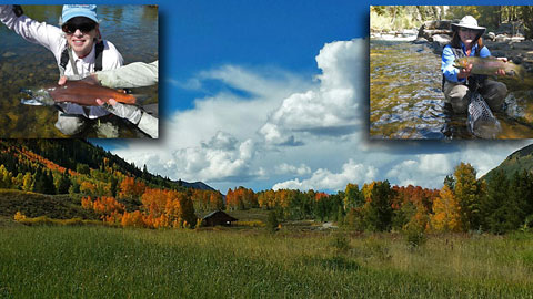 Fall Fly Fishing in the Gunnison Valley